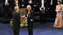 Nobel Prize winner questioned by airport security over award