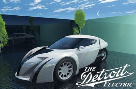 ZAP revives hundred-year-old Detroit Electric brand