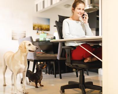 Coronavirus: Here's how to make the best work-from-home arrangement
