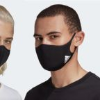 Adidas' new fabric face masks are designed for comfort