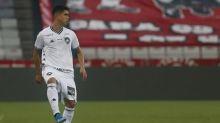 Kevin valoriza oportunidade no Botafogo: 'É matar um leão por dia'