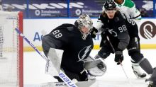 NHL roundup: Andrei Vasilevskiy's latest shutout lifts Lightning over Stars