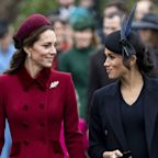 Here's Why Meghan Markle and Kate Middleton Weren't at Lady Gabriella Windsor's Royal Wedding