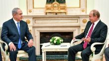 Netanyahu to Putin: remove Iran from Syria, Assad safe from Israel