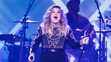 Kelly Clarkson to fill in for Simon Cowell on America's Got Talent after injury