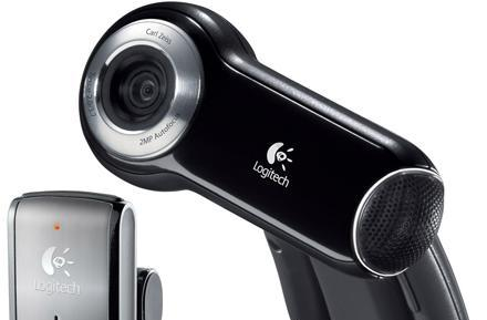 Logitech's QuickCam Pro 9000 and Notebook webcams bring Carl Zeiss glass