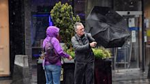 UK weather: Storm Barbara to bring heavy rain and strong winds to Britain