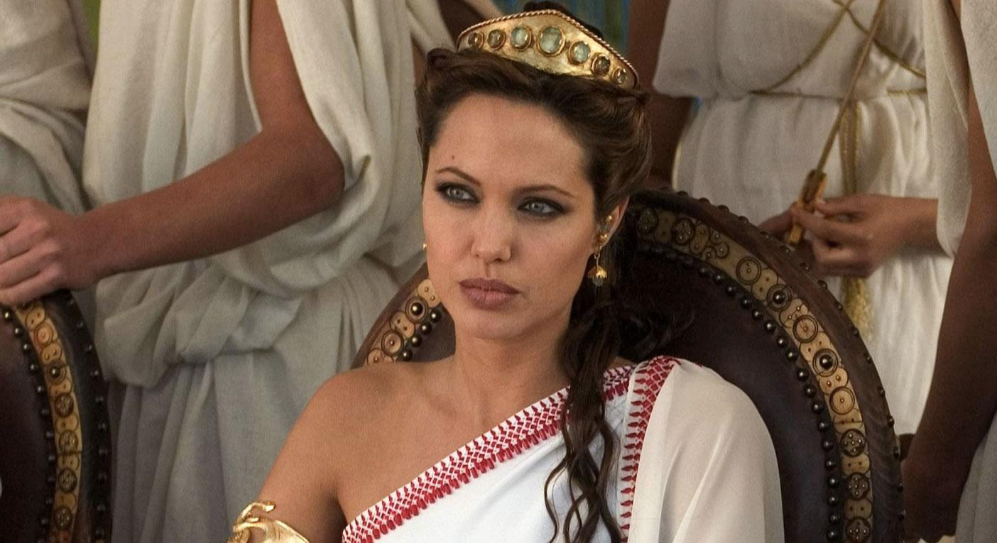 Jolie will play the role of Cleopatra 12.06.2010 44