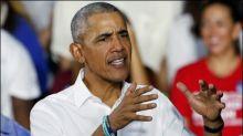 """Obama: Rassismus darf niemals """"normal"""" sein in den USA"""