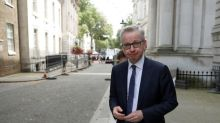 UK minister Gove: No-deal Brexit will mean 'bumps in the road'