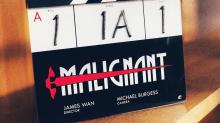 James Wan begins shooting new horror 'Malignant'