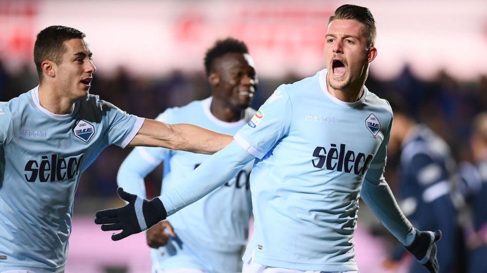 Lazio, brilla la stella di Milinkovic-Savic: il serbo sempre più trascinatore