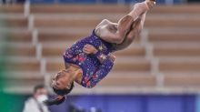 These Are All the Gymnastics Moves Named After Simone Biles