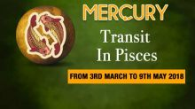 Mercury Transit In Pisces: Know Its Effects On Your Life