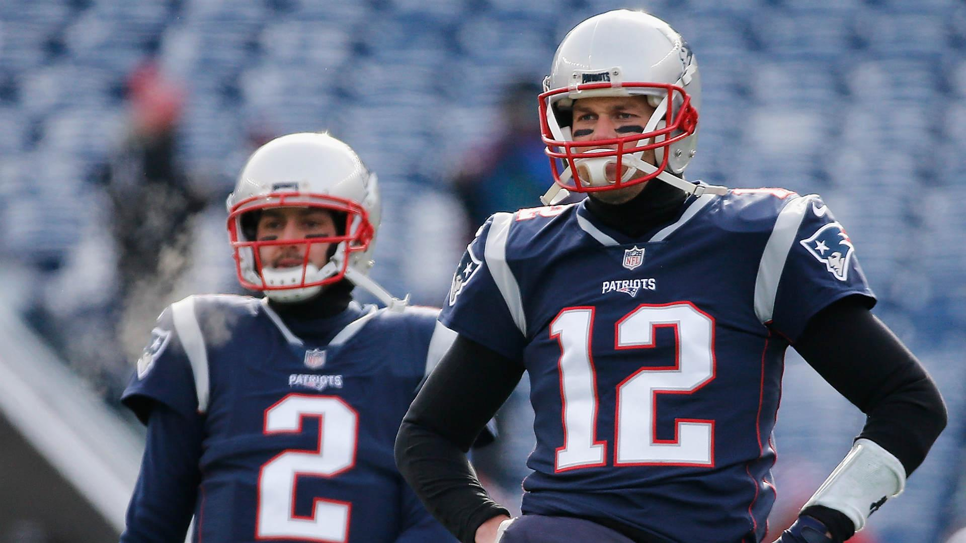 Tom Brady Injury Update If Patriots Qb S Hand An Issue Brian Hoyer Ready To Go