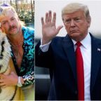 Joe Exotic has limousine waiting by prison as he predicts presidential pardon from Trump