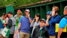 Golf: Masters phone ban has fans dialled into the action
