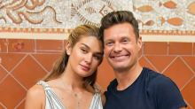 Ryan Seacrest Vacations with Ex Shayna Taylor as Source Says 'They're Friends'