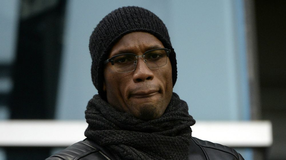 EXTRA TIME: Didier Drogba joins Georges St-Pierre for UFC 217 fight