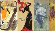 Jane Avril, la seductora bailarina que se convirtió en la musa predilecta del pintor Tolouse-Lautrec