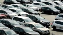 Used car prices fall - grab a bargain