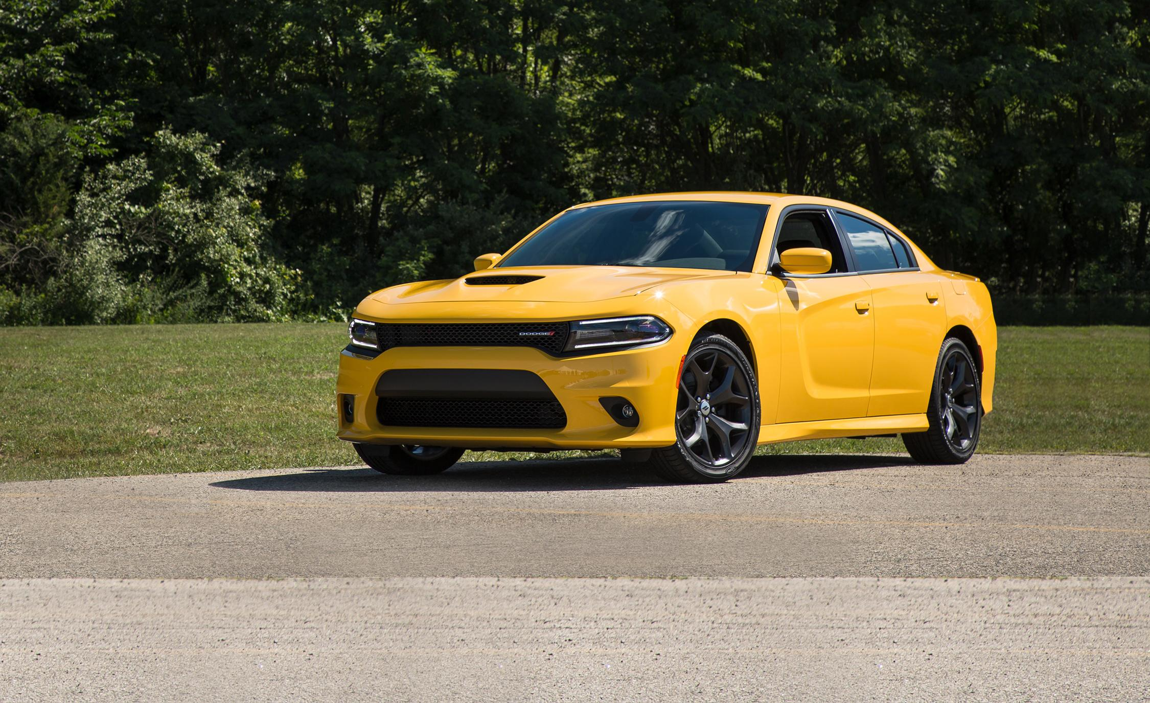 2016 Dodge Charger 2 Door >> 2018 Dodge Charger