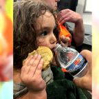 Missing 2-year-old found safe after she vanished while camping