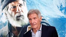 Harrison Ford speaks out on his politics: 'Progress is made in the middle'
