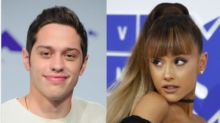 Pete Davidson Covered Up Tattoos Of Ex Before Reported Engagement To Ariana Grande