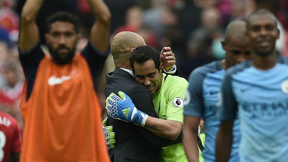 Guardiola puso en duda el retorno de Bravo