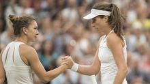 Konta vs. Halep set BBC record for women's Wimbledon match
