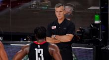 Billy Donovan out as Thunder coach after 5 seasons