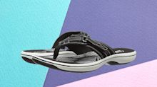 Reviewers have found the most comfortable sandals for foot pain — and they're 50 percent off