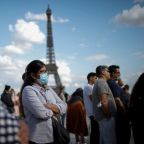 France's COVID-19 cases at four-month high, health system holding up
