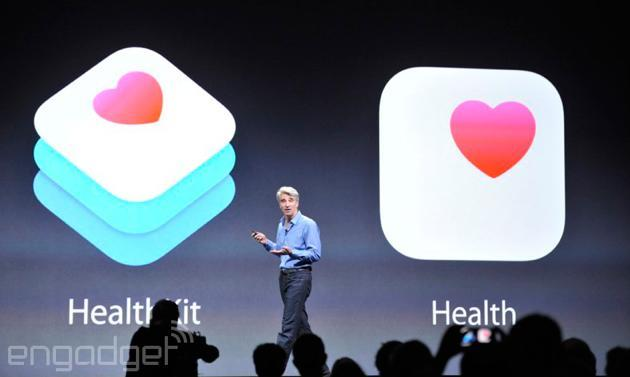 Apple's Health app for iOS 8 collects your vitals from Nike and more (update)