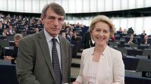 Sassoli: cantiere Ue riparte, inchiesta su interferenze Russia