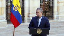 El presidente de Colombia tiene una imagen desfavorable del 63 %, según una encuesta