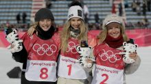 Here are the most right-swiped Winter Olympics athletes, according to Tinder