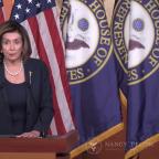 Nancy Pelosi: Facebook's Behavior Is 'Shameful'