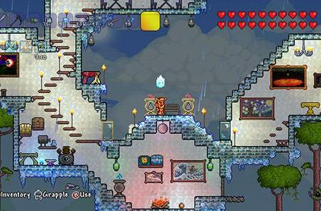 Terraria 1.2 update lands April 17; adds new bosses, sunnier sun