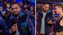 Ninja Warrior viewers slam Nick Kyrgios' hosting skills: 'Useless'