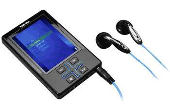 The Bill Day giveaway (part 1) - Toshiba Gigabeat T400
