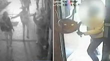 CCTV shows pub-goers being attacked in vicious hotel brawl