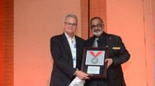 Malaysia's Dr. Gopinathan Gangadharan Receives 2018 Henry Schein Cares International Veterinary Community Service Award