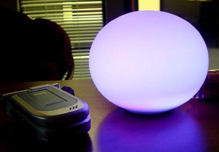 Ambient Orb power-usage hack reduces energy consumption by 40%