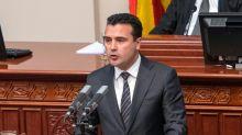 Macédoine: le Parlement débat du changement de nom