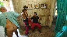 Tag 4 im Dschungelcamp: Domenico scheitert mit seinem Versöhnungsangebot an die Ex