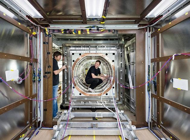 Powerful magnetic shield will test the limits of physics