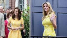 Duchess of Cambridge Twins With Ivanka Trump as She's Dubbed the New Princess Diana