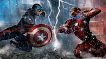 Captain America Civil War Artwork Confirms Team Allegiances